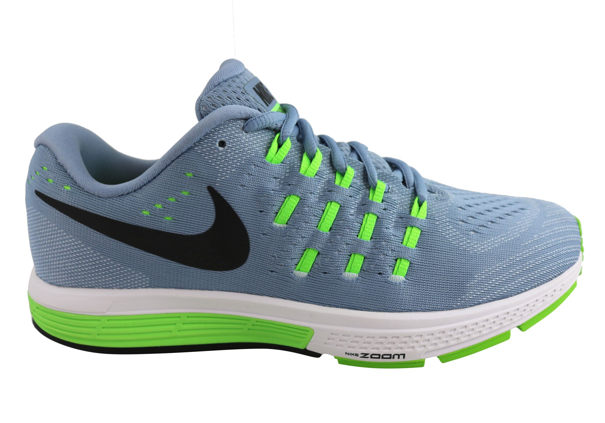 49d9e4f2762 Home Nike Air Zoom Vomero 11 Mens Premium Cushioned Sport Running Shoes.  Grey  ...