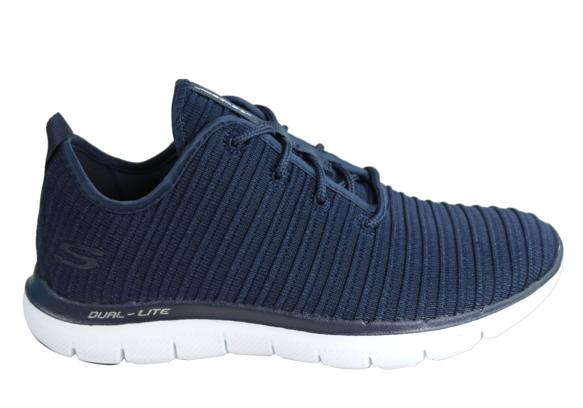 skechers air cooled memory foam flex appeal 2.0