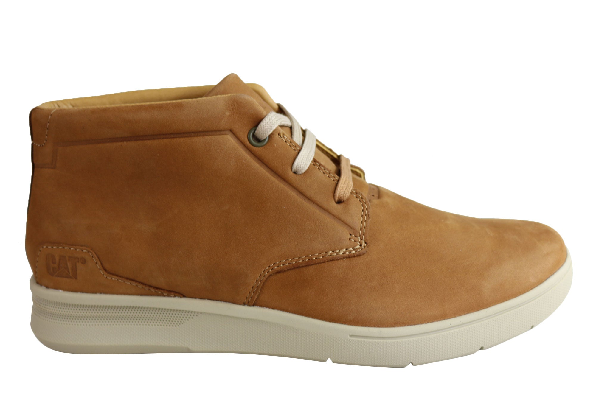 Brand-New-Caterpillar-Theorem-Mens-Lace-Up-Leather-Comfortable-Casual-Boots thumbnail 7