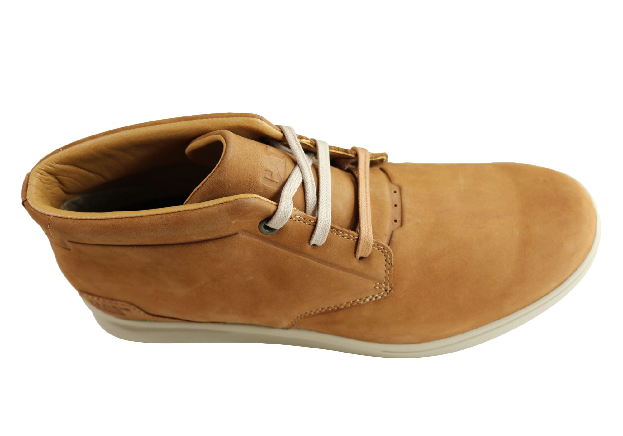Brand-New-Caterpillar-Theorem-Mens-Lace-Up-Leather-Comfortable-Casual-Boots thumbnail 10