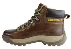 Caterpillar Brawn Mens Comfortable Durable Lace Up Casual Boots