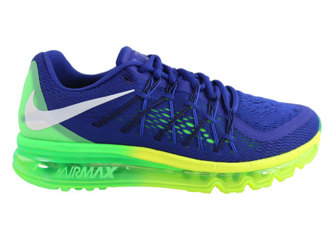 Nike Air Max 2015 Mens Premium Cushioned Sport Shoes