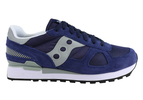 Saucony Mens Shadow Original Retro Inspired Sneakers/Joggers