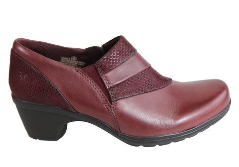 Planet Shoes Minnie Womens Comfort Mid Heel Shoes