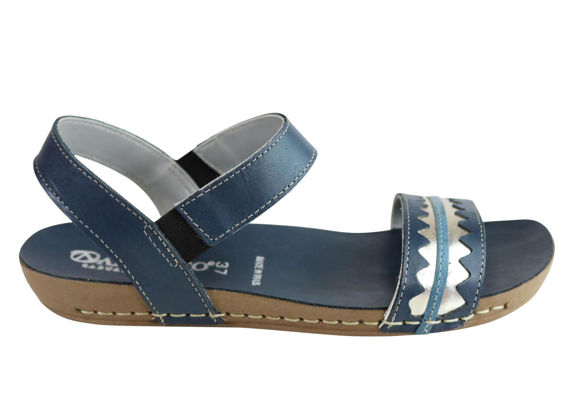 NEW-ANDACCO-TETO-WOMENS-COMFORTABLE-LEATHER-FLAT-SANDALS-MADE-IN-BRAZIL