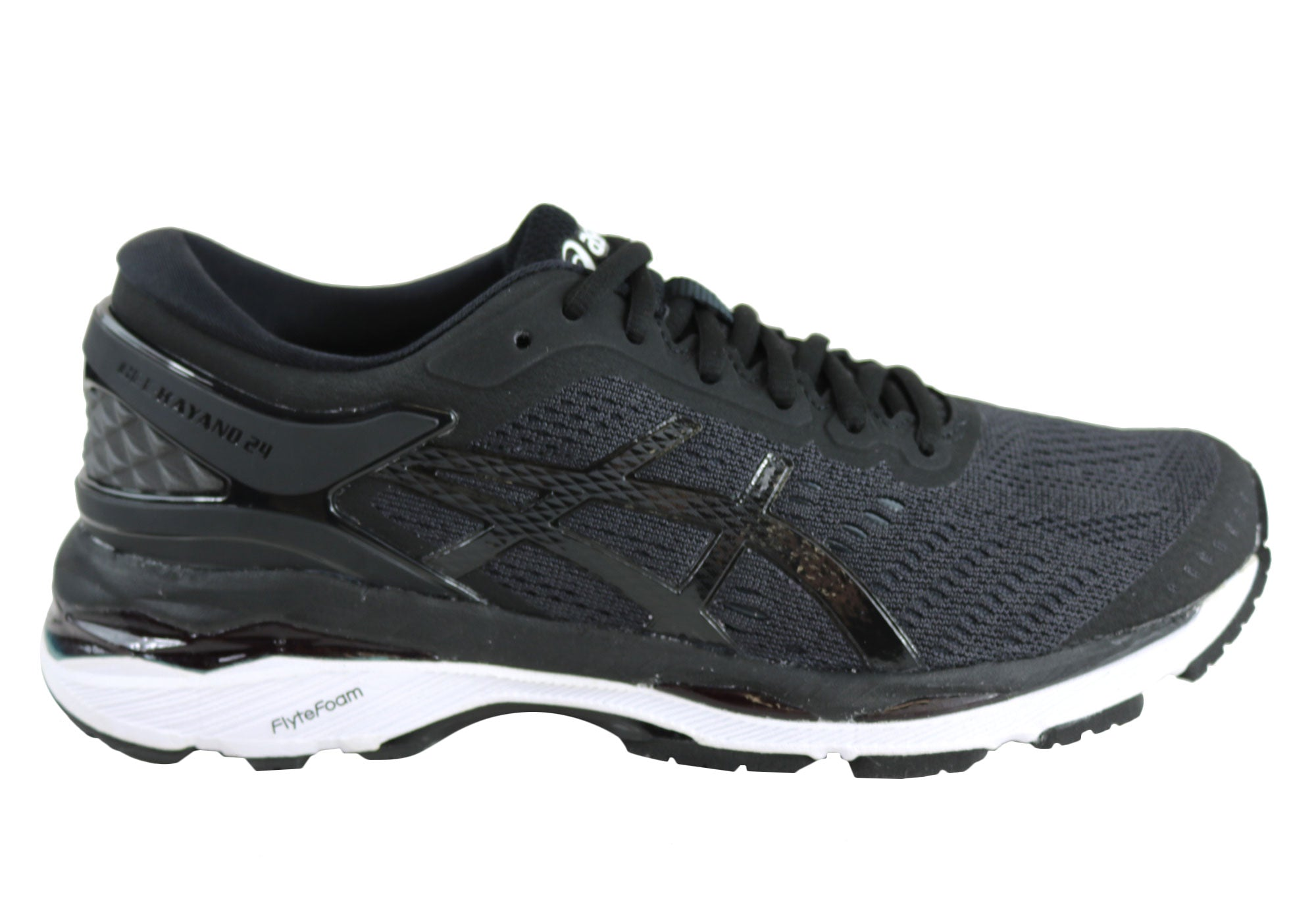 82ae79268f Details about Asics Gel-Kayano 24 Womens Premium Cushioned Running Sport  Shoes
