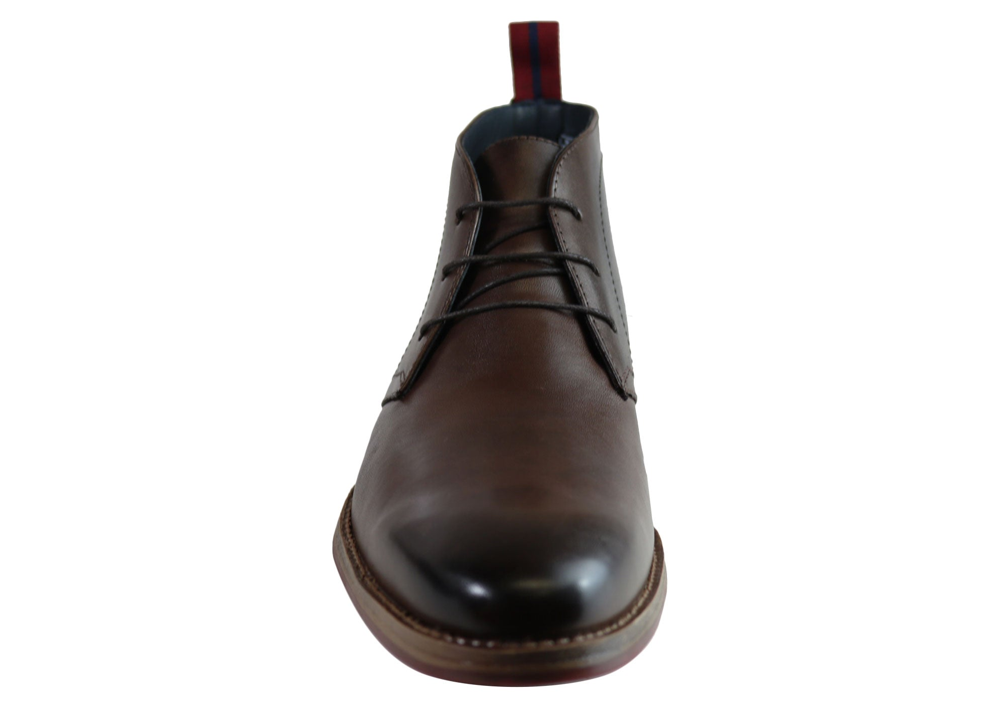 Savelli Kingsley Mens Comfortable Leather Dress Boots Made In Brazil