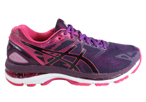 Asics Gel-Nimbus 19 Womens Premium Cushioned Running Sport Shoes