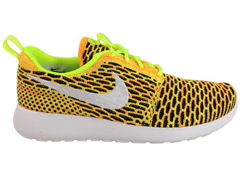 Nike Womens Roshe One Flyknit Trainers Sport Shoes