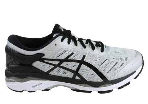 Asics Gel Kayano 24 Mens Running Sport Shoes (D Width) Standard Fitting