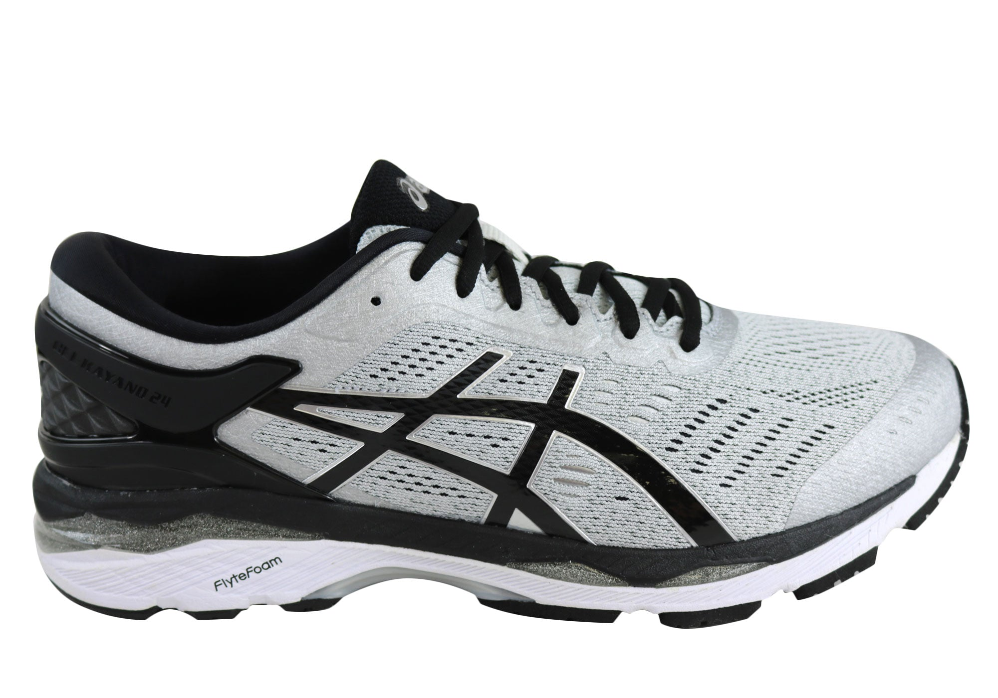110fb8071982 Asics Gel Kayano 24 Mens Running Sport Shoes (4E Extra Wide Width ...