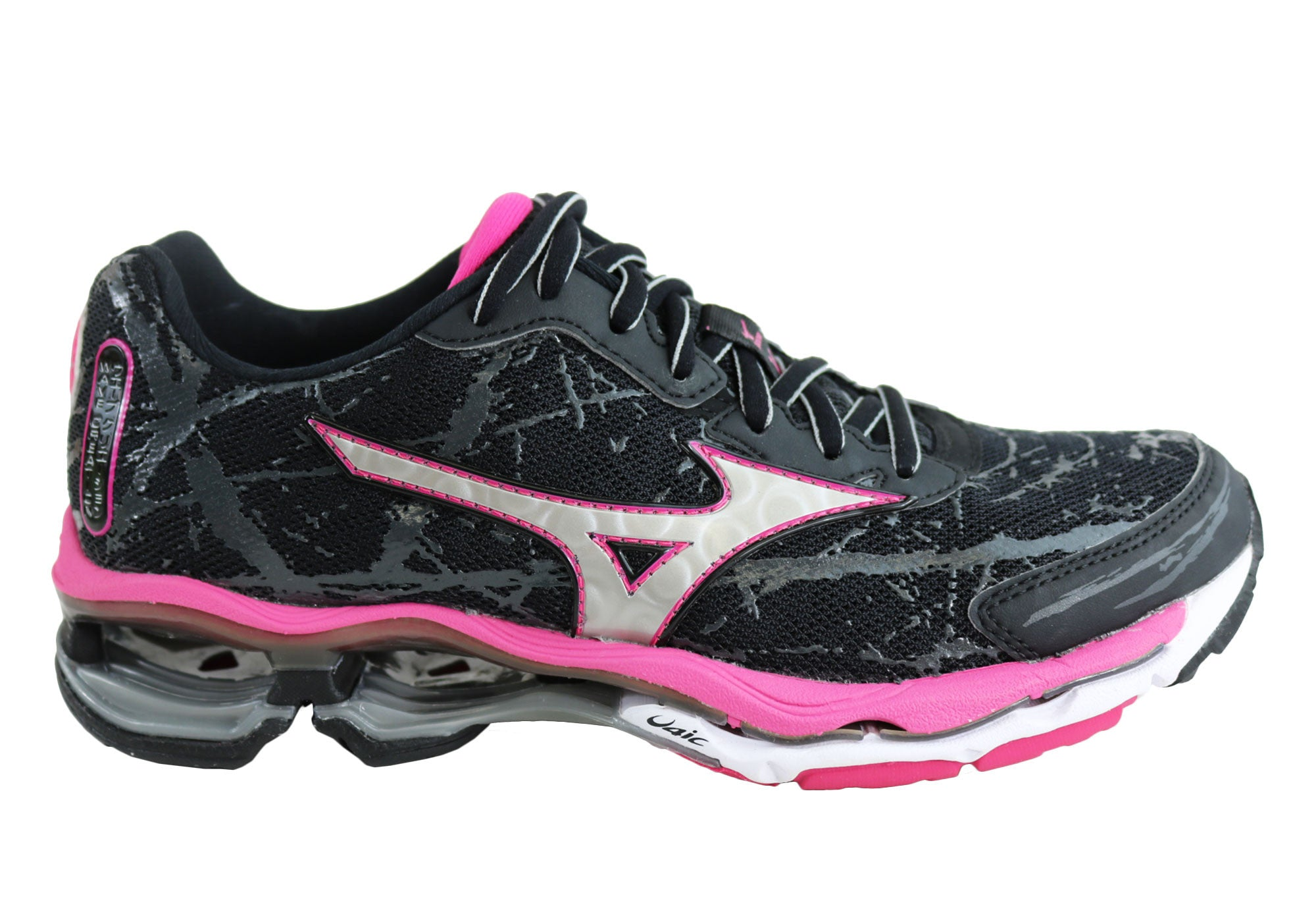NEW-MIZUNO-WOMENS-WAVE-CREATION-16-PREMIUM-CUSHIONED-RUNNING-SPORT-SHOES