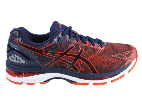 Asics Gel-Nimbus 19 Mens Premium Cushioned Running Sport Shoes