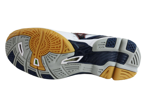 Mizuno Wave Tornado 9 Mens Cross Trainers Sports Volleyball Shoes ... 98a87dd591f3