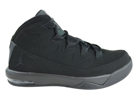 Nike Jordan Deluxe Basketball Shoes Hi Tops