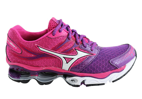Mizuno Womens Wave Creation Premium Cushioned Sport Shoes