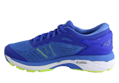 Asics Gel-Kayano 24 Womens Premium Cushioned Running Sport Shoes Standard B Width