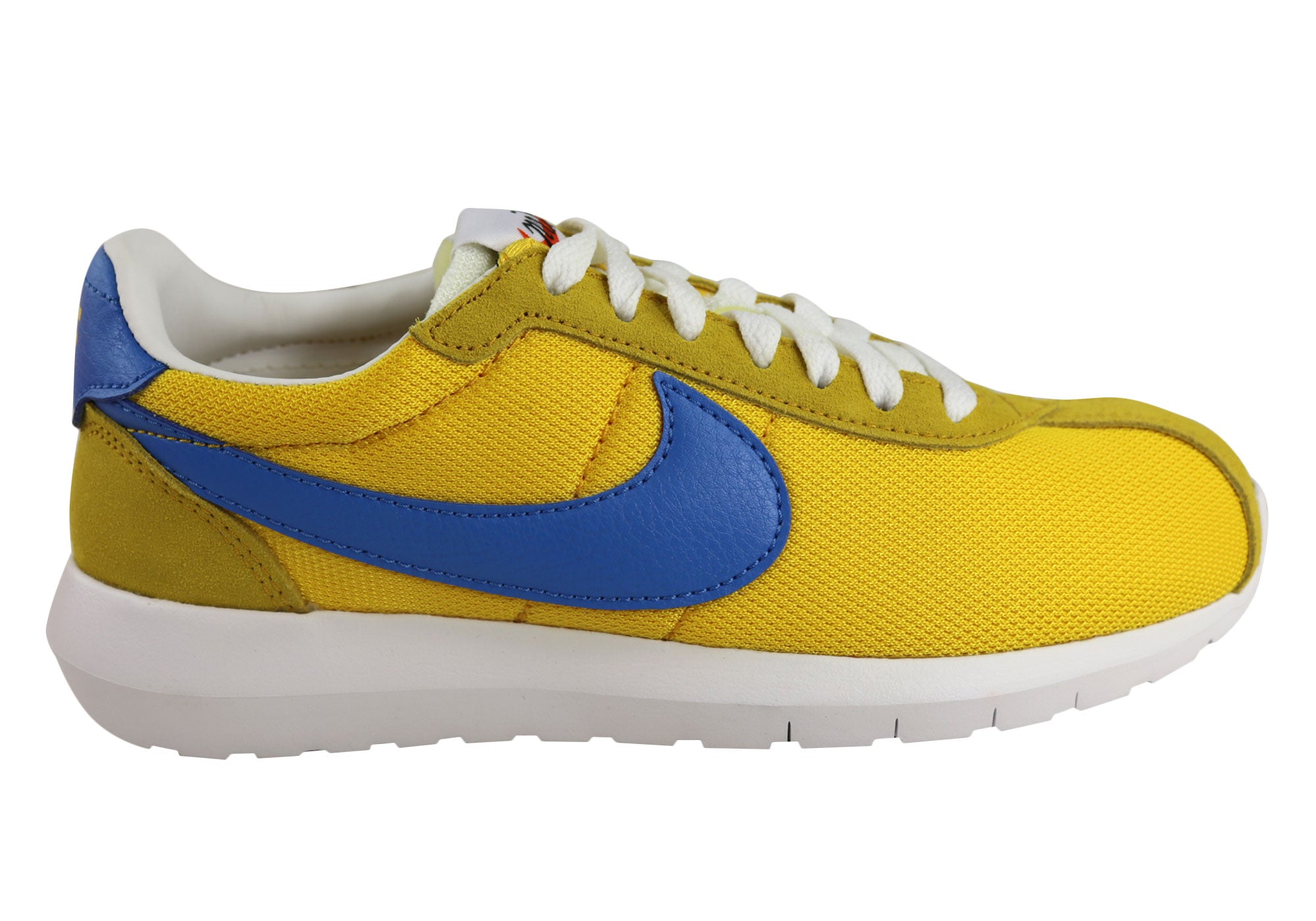 official photos 981f2 cbc26 Home Nike W Roshe LD-1000 QS Womens Shoes. Yellow Blue ...