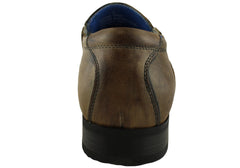Slatters Inglis Mens Leather Dress Shoes