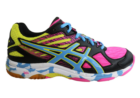 Asics Gel-Flash Point Womens Sport/Netball Shoes