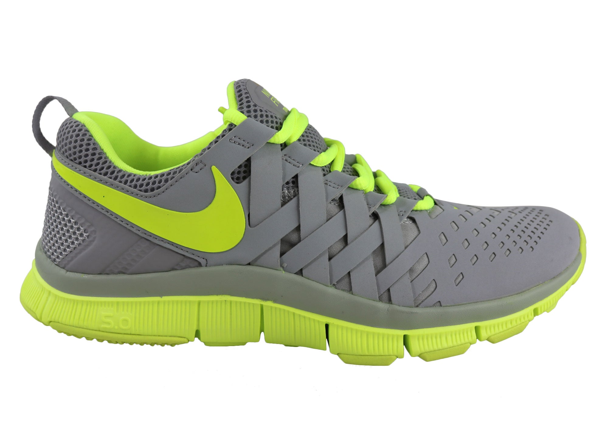 low priced 71372 9e248 Nike Free Trainer 5.0 Mens Running Sport Shoes | Brand House Direct
