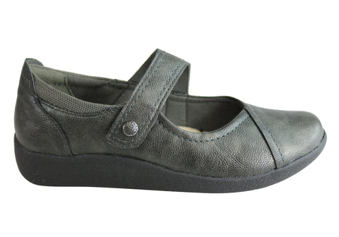 Planet Shoes Guam2 Womens Comfortable Supportive Flat Mary Jane Shoes