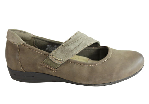 Planet Shoes Filipa Womens Leather Mary Jane Shoes With Arch Support