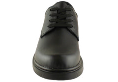 Grosby Hamburg Older Boys/Mens School Shoes