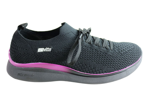 Actvitta Ambition Womens Comfort Cushioned Active Shoes Made In Brazil