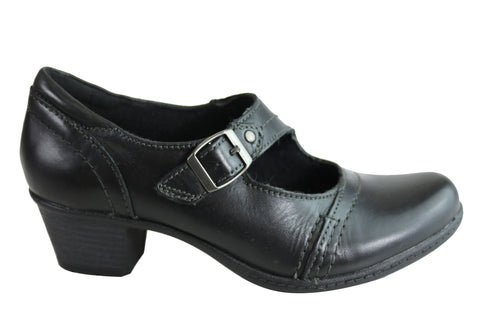 Planet Shoes Tori Womens Comfortable Leather Low Heel Mary Jane Shoes