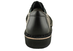 Harrison Indy II Older Girls/Youth Leather School Shoes