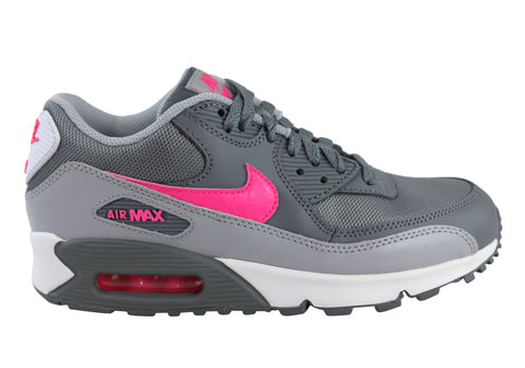 superior quality 100% authentic fashion style Nike Air Max 90 (GS) Older Kids Girls Trainers Sport Shoes ...