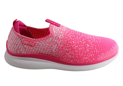 Actvitta Ella Womens Comfort Cushioned Active Shoes Made In Brazil