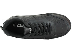 Clarks Vancouver Kids Lace Up Sports Shoes