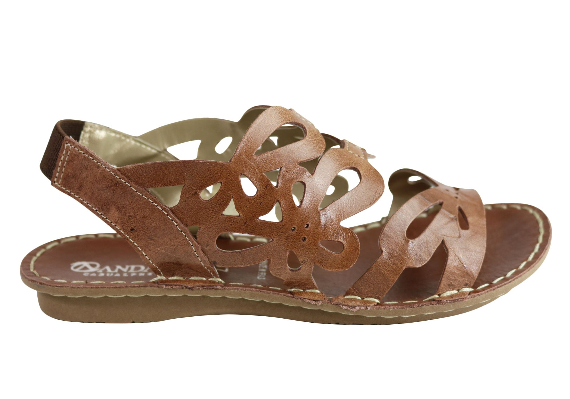 NEW-ANDACCO-DESIREE-WOMENS-COMFORTABLE-FLAT-LEATHER-SANDALS-MADE-IN-BRAZIL