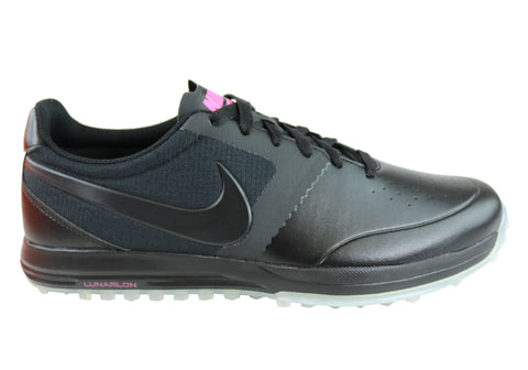Nike Lunar Mont Royal Mens Spikeless Golf Shoes