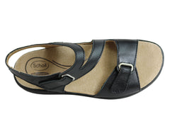 Scholl Orthaheel Acapulco Womens Comfort Orthotic Friendly Sandals