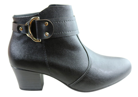 Modare Ultraconforto Arina Womens Comfortable Ankle Boots