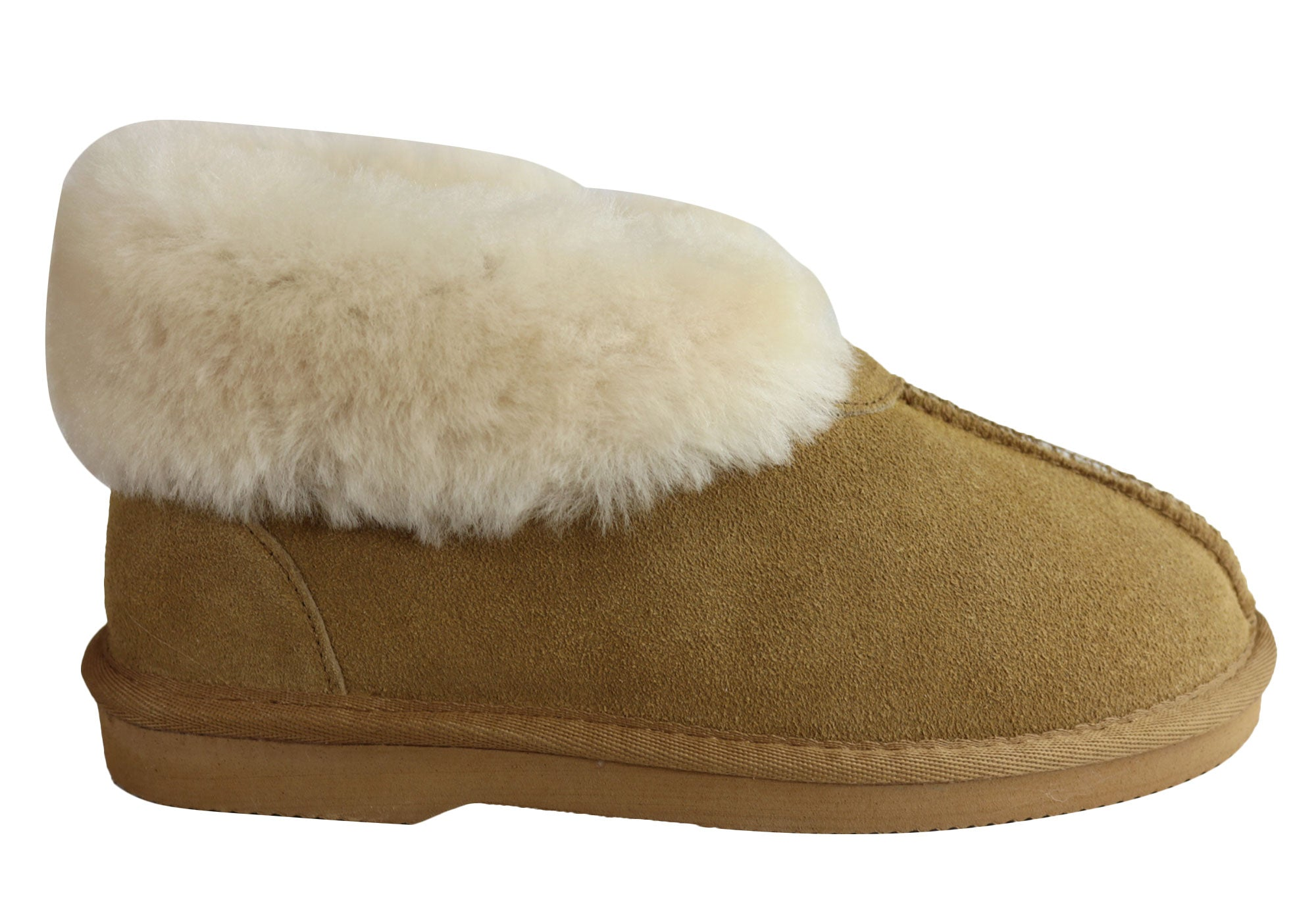 dc455e688d0 Grosby Princess Ugg Womens Warm Comfy Sheepskin Lining Slipper Boots ...