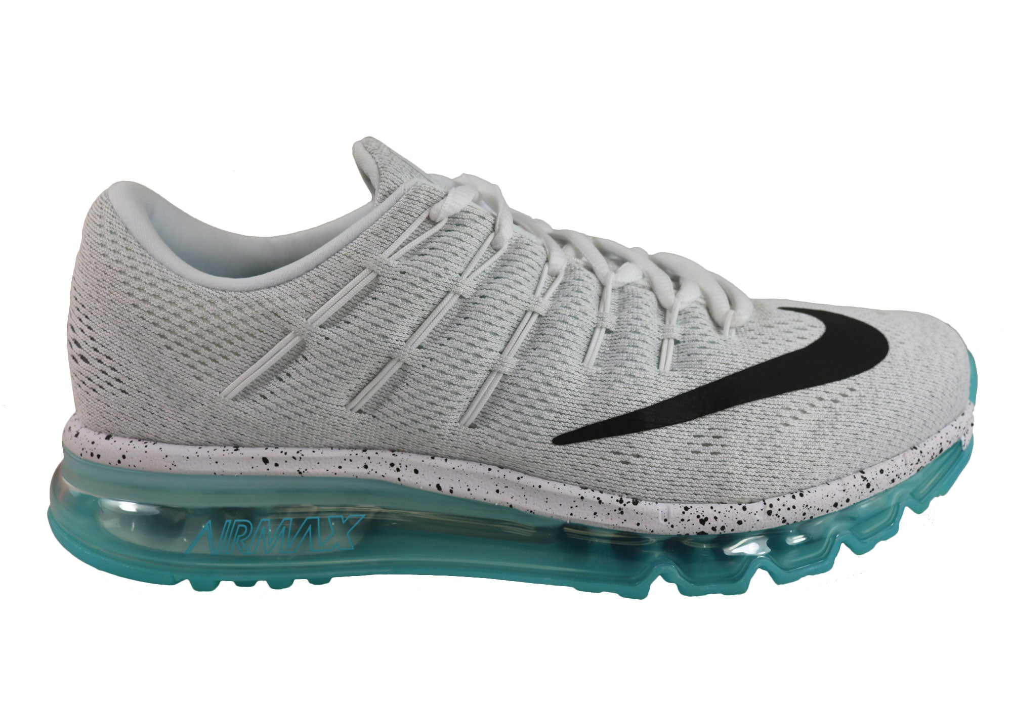 3731360e8a22 Nike Air Max 2016 Prm Mens Premium Cushioned Sport Shoes