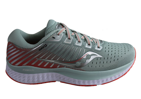 Saucony Womens Guide 13 Comfortable Athletic Running Shoes