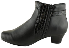 Grosby Eliza Womens Ankle Boots