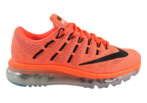 Nike Womens Air Max 2016 Premium Cushioned Sports Trainers