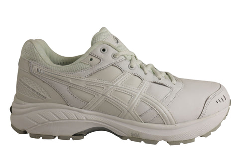 Asics Mens Leather Gel-Foundation Walker 3 Comfortable Trainers