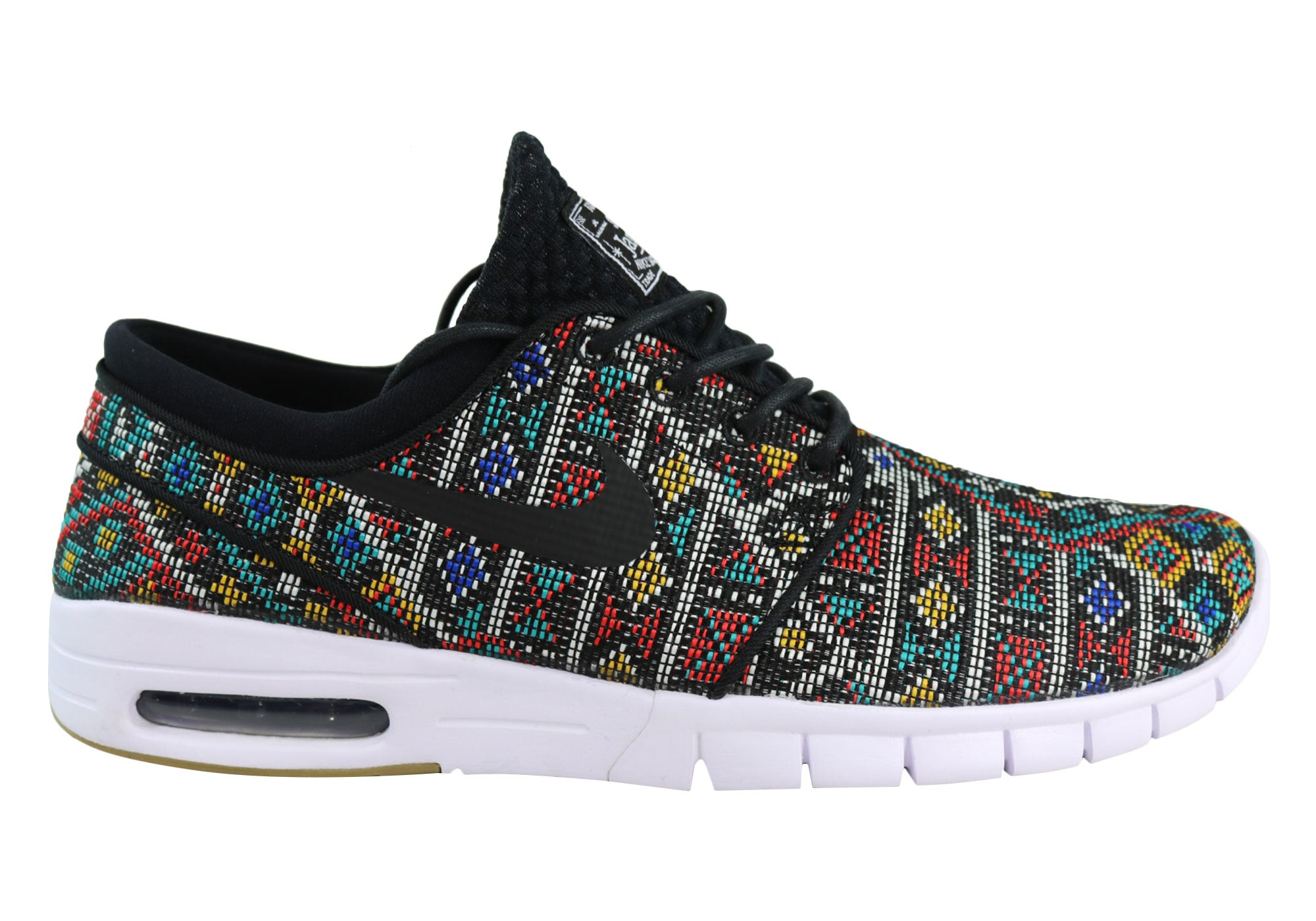 Home Nike SB Stefan Janoski Max Premium Mens Low Profile Design Trainers.  Sale ends in 45 days 540a31028