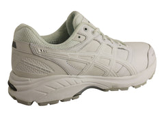 Asics Mens Leather Gel-Foundation Walker 3 (4E Extra Wide) Comfortable Trainers