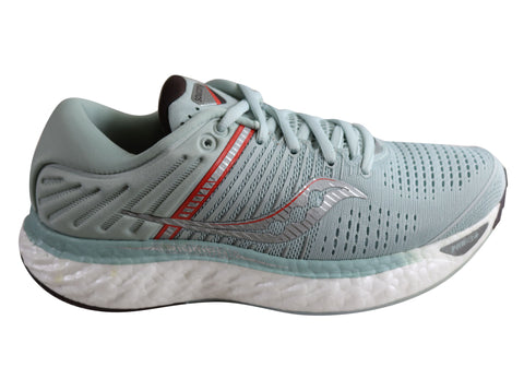 Saucony Womens Triumph 17 Comfortable Athletic Running Shoes