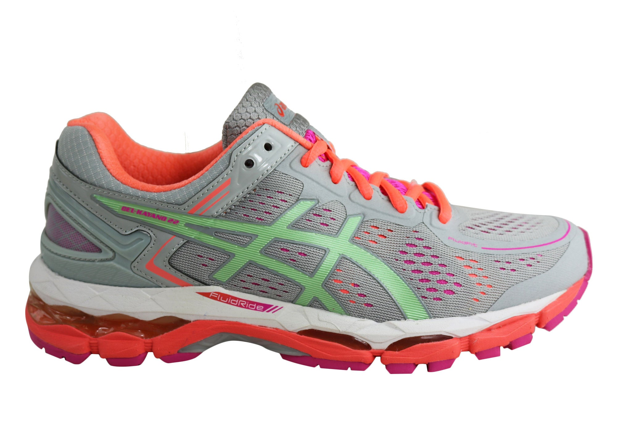 8e5714162bf2 ... where to buy home asics womens gel kayano 22 premium cushioned running  sport shoes. purple