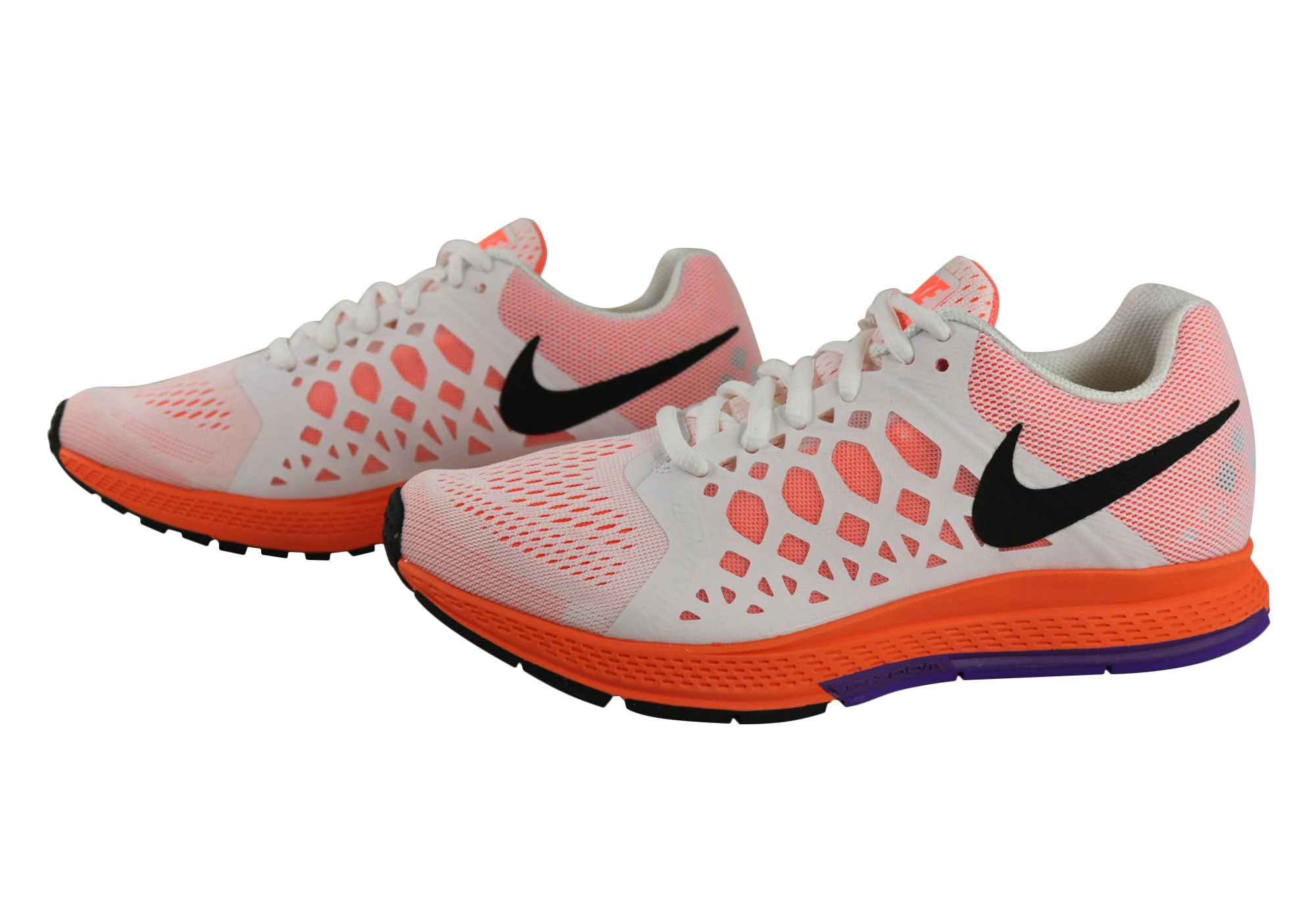 new product 58e5a 7c63a Nike Air Zoom Pegasus 31 Womens Cushioned Sport Running Shoes