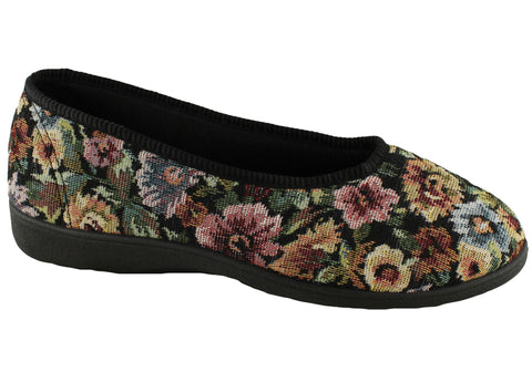 Grosby Carol Womens Slippers